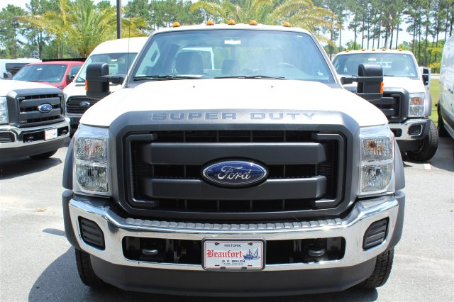 2016 F-450 Crew Cab DRW 4x4, Knapheide Service Body #00T56739 - photo 4