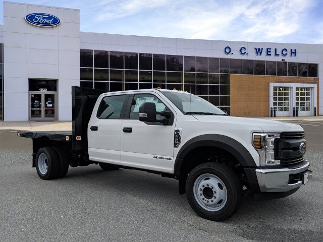 2019 Ford F-450 Crew Cab DRW 4x2, Knapheide Platform Body #00T61938 - photo 1