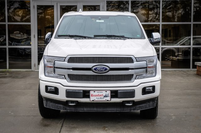 2018 F-150 SuperCrew Cab 4x4,  Pickup #00T62823 - photo 4