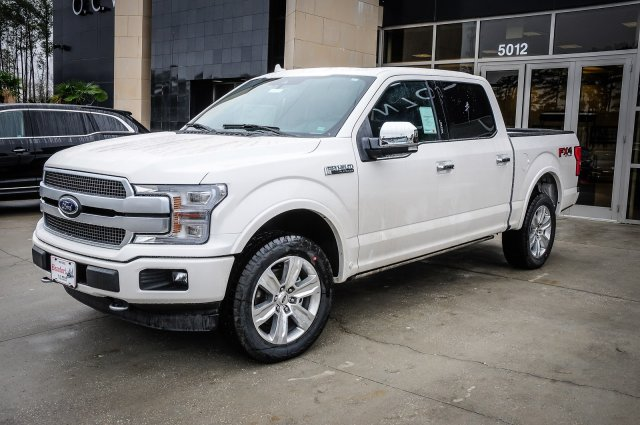 2018 F-150 SuperCrew Cab 4x4,  Pickup #00T62823 - photo 1