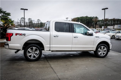 2018 F-150 SuperCrew Cab 4x4,  Pickup #00T62823 - photo 7