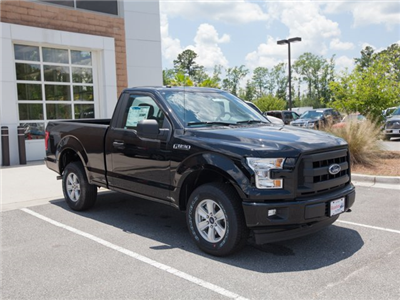 2017 F-150 Regular Cab 4x4 Pickup #00T62887 - photo 3