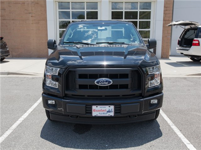 2017 F-150 Regular Cab 4x4 Pickup #00T62887 - photo 4