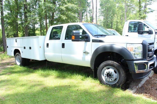 2016 F-450 Crew Cab DRW 4x4, Knapheide Service Body #00T63420 - photo 17