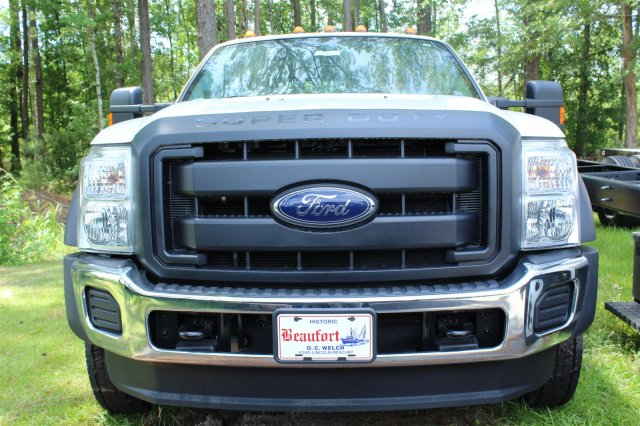 2016 F-450 Crew Cab DRW 4x4, Knapheide Service Body #00T63420 - photo 4