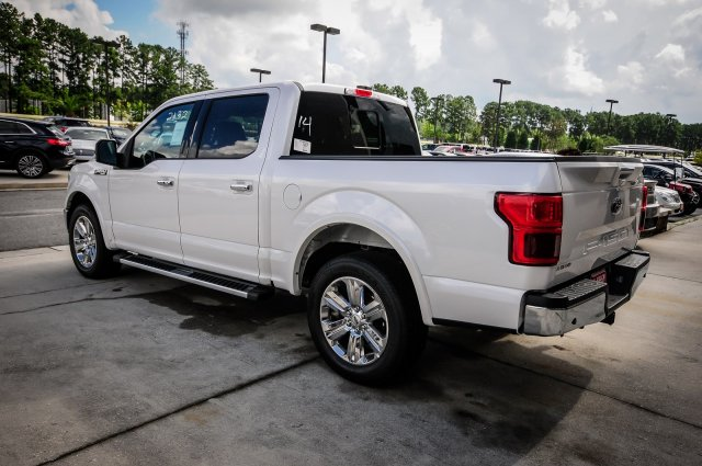 2018 F-150 SuperCrew Cab 4x2,  Pickup #00T68676 - photo 2