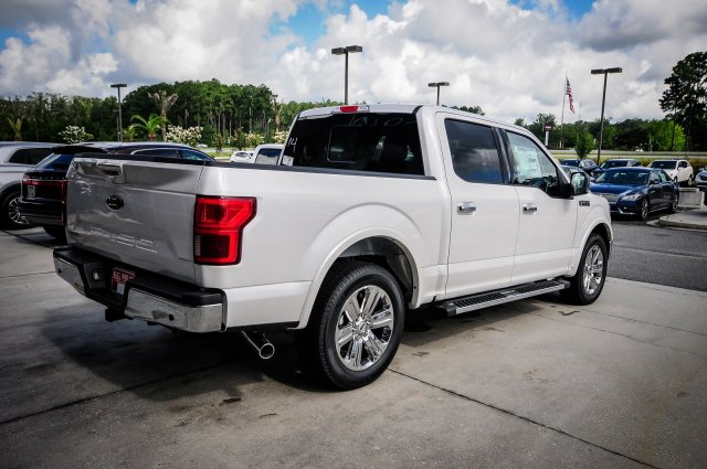 2018 F-150 SuperCrew Cab 4x2,  Pickup #00T68676 - photo 5