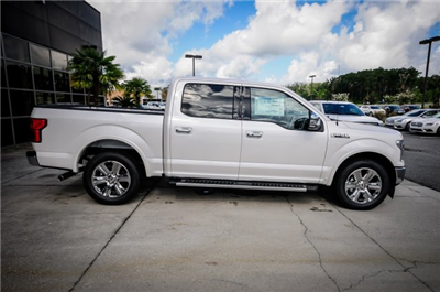 2018 F-150 SuperCrew Cab 4x2,  Pickup #00T68676 - photo 6