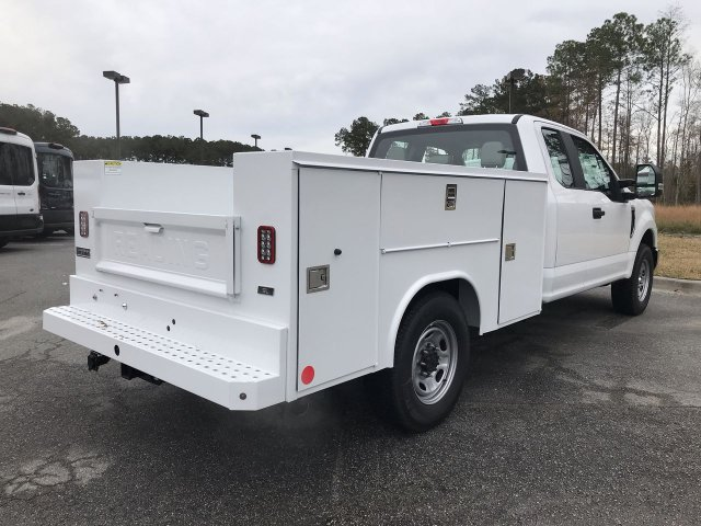 2019 F-250 Super Cab 4x2,  Reading Service Body #00T70884 - photo 2