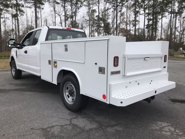 2019 F-250 Super Cab 4x2,  Reading Service Body #00T70884 - photo 3