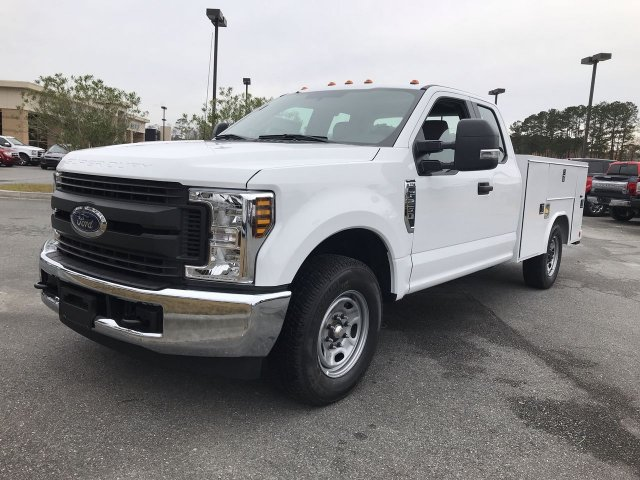 2019 F-250 Super Cab 4x2,  Reading Service Body #00T70884 - photo 5