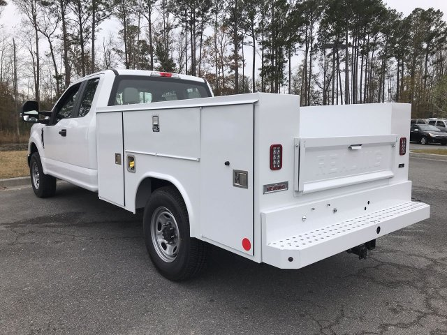 2019 F-250 Super Cab 4x2,  Reading Service Body #00T70889 - photo 3