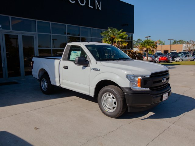 2018 F-150 Regular Cab 4x2,  Pickup #00T77436 - photo 3