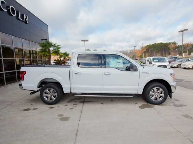 2018 F-150 SuperCrew Cab 4x2,  Pickup #00T79076 - photo 11