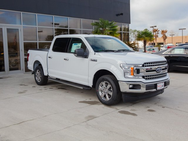 2018 F-150 SuperCrew Cab 4x2,  Pickup #00T79076 - photo 3