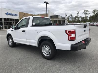 2018 F-150 Regular Cab 4x2,  Pickup #00T86760 - photo 2