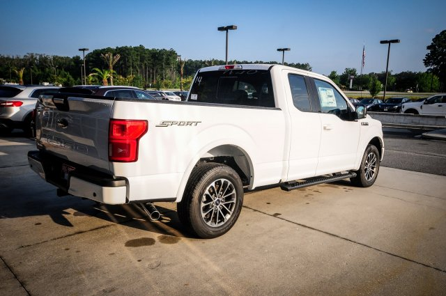 2018 F-150 Super Cab 4x2,  Pickup #00T87394 - photo 5