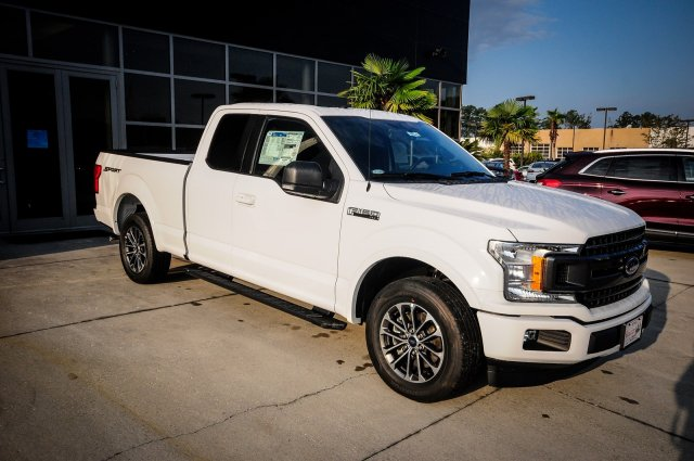 2018 F-150 Super Cab 4x2,  Pickup #00T87394 - photo 7