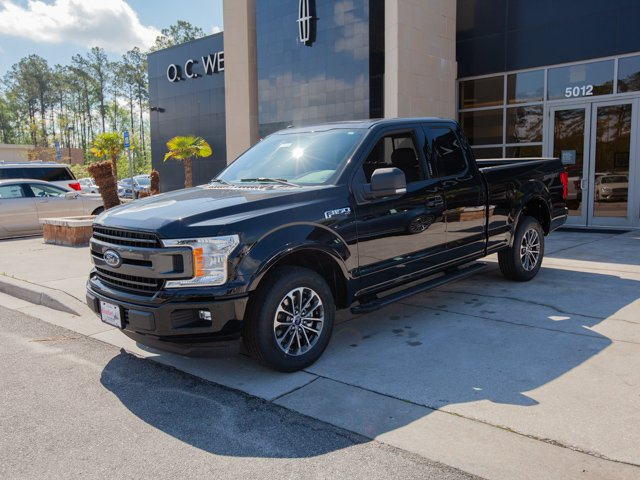 2018 F-150 Super Cab 4x2,  Pickup #00T87399 - photo 5