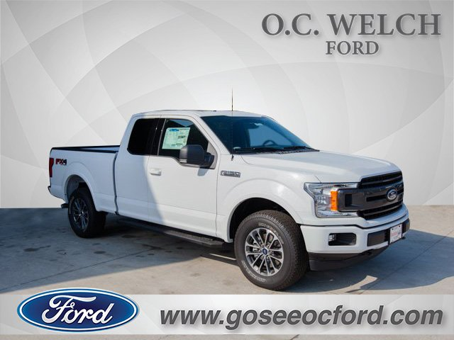2018 F-150 Super Cab 4x4,  Pickup #00T87403 - photo 3
