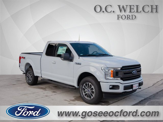 2018 F-150 Super Cab 4x4,  Pickup #00T87407 - photo 3