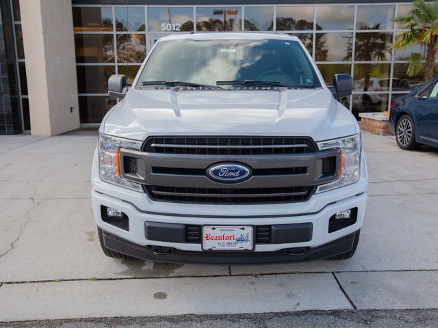 2018 F-150 Super Cab 4x4,  Pickup #00T87407 - photo 4