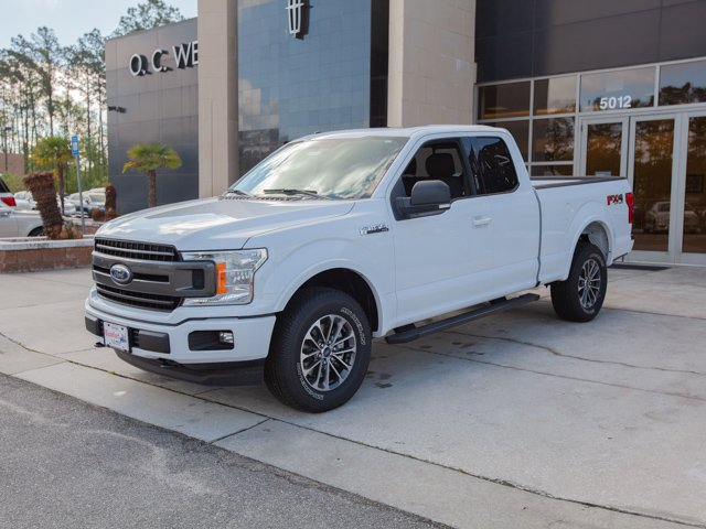 2018 F-150 Super Cab 4x4,  Pickup #00T87407 - photo 1