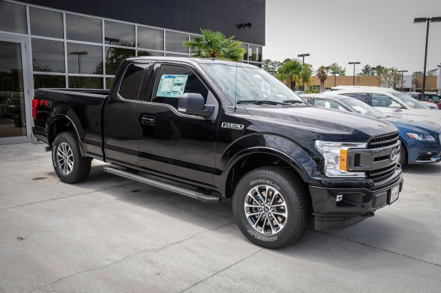 2018 F-150 Super Cab 4x4,  Pickup #00T87409 - photo 8