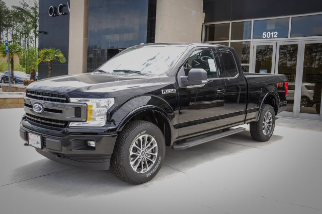 2018 F-150 Super Cab 4x4,  Pickup #00T87409 - photo 1