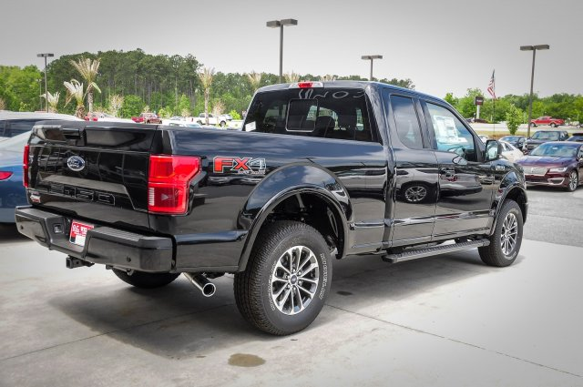 2018 F-150 Super Cab 4x4,  Pickup #00T87409 - photo 5