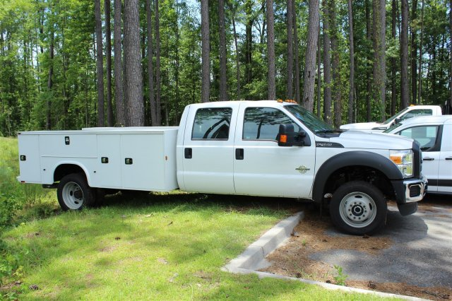 2016 F-450 Crew Cab DRW 4x4, Knapheide Service Body #00T88105 - photo 8
