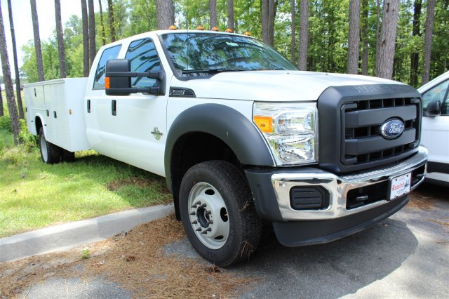 2016 F-450 Crew Cab DRW 4x4, Knapheide Service Body #00T88105 - photo 3