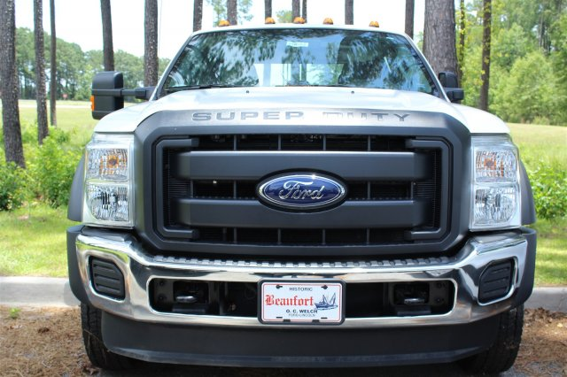 2016 F-450 Crew Cab DRW 4x4, Knapheide Service Body #00T88105 - photo 4