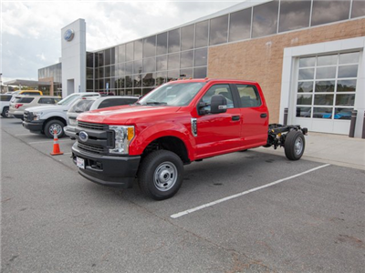 2017 F-350 Crew Cab 4x4 Cab Chassis #00T90842 - photo 1