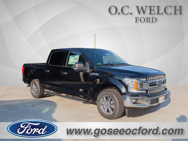 2018 F-150 SuperCrew Cab 4x2,  Pickup #00T94339 - photo 1