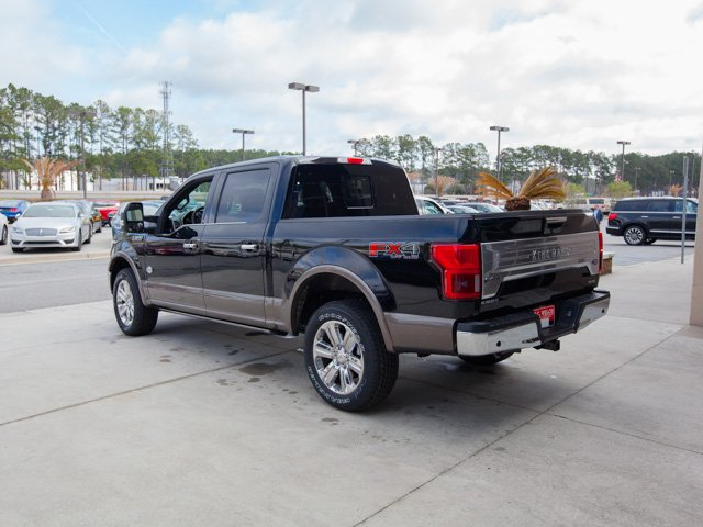 2018 F-150 SuperCrew Cab 4x4,  Pickup #00T94351 - photo 2