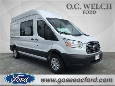 2018 Transit 250 High Roof 4x2,  Adrian Steel PHVAC Upfitted Cargo Van #00T94405 - photo 3