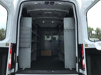 2018 Transit 250 High Roof 4x2,  Adrian Steel PHVAC Upfitted Cargo Van #00T94405 - photo 2