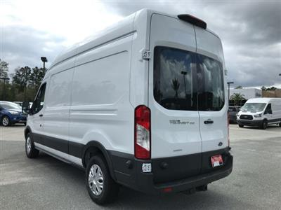 2018 Transit 250 High Roof 4x2,  Adrian Steel PHVAC Upfitted Cargo Van #00T94405 - photo 4
