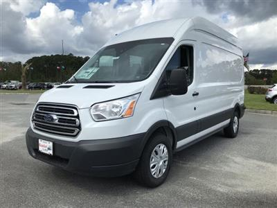 2018 Transit 250 High Roof 4x2,  Adrian Steel PHVAC Upfitted Cargo Van #00T94405 - photo 1
