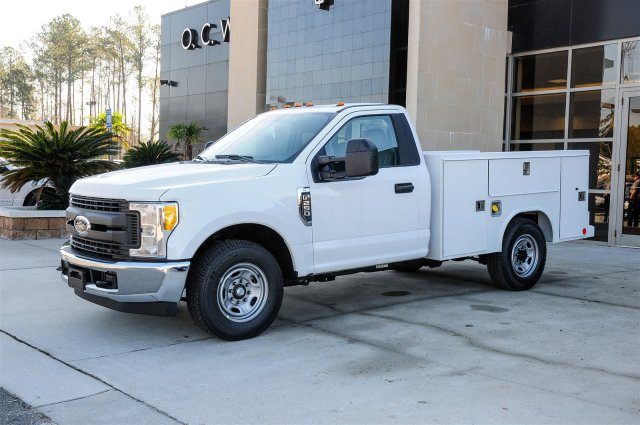 2017 F-250 Regular Cab, Reading Classic II Steel Service Body #00T95457 - photo 1