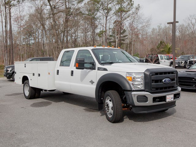 2016 F-450 Crew Cab DRW 4x4, Knapheide Service Body #00T98971 - photo 3