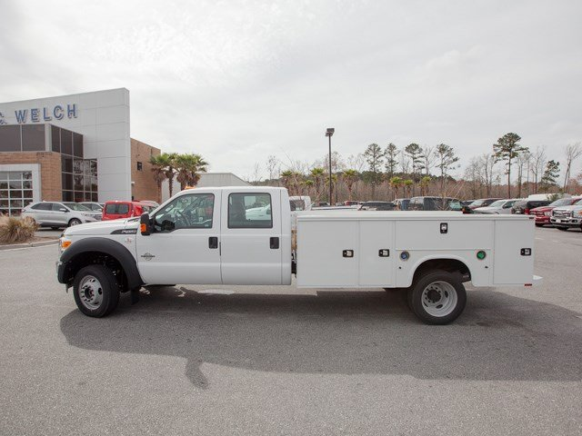 2016 F-450 Crew Cab DRW 4x4, Knapheide Service Body #00T98971 - photo 5