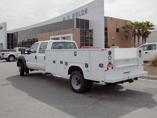 2016 F-450 Crew Cab DRW 4x4, Knapheide Service Body #00T98971 - photo 2