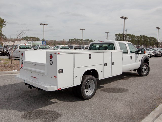 2016 F-450 Crew Cab DRW 4x4, Knapheide Service Body #00T98971 - photo 9