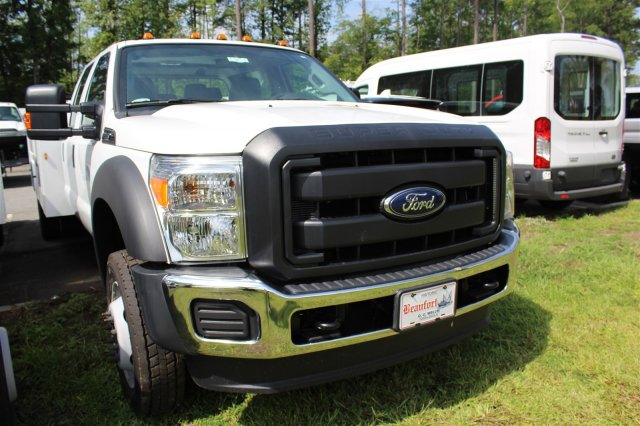 2016 F-450 Crew Cab DRW 4x4, Knapheide Service Body #00T98972 - photo 3