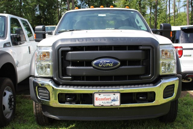 2016 F-450 Crew Cab DRW 4x4, Knapheide Service Body #00T98972 - photo 4