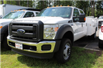 2016 F-450 Crew Cab DRW 4x4, Knapheide Service Body #00T98972 - photo 1