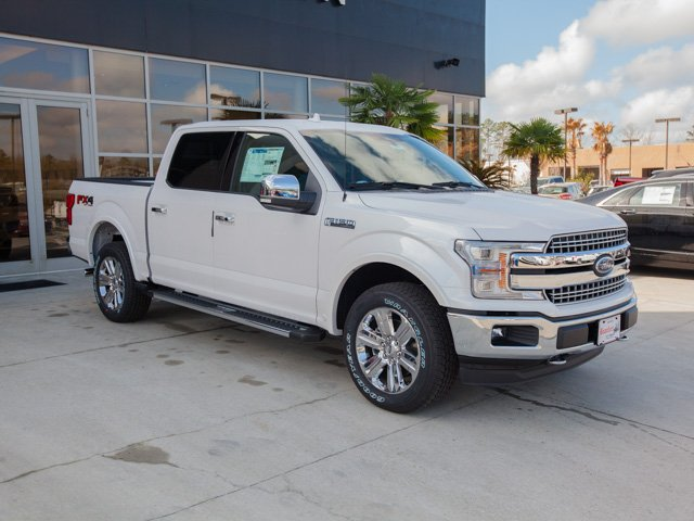 2018 F-150 SuperCrew Cab 4x4, Pickup #00T99143 - photo 3