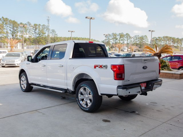 2018 F-150 SuperCrew Cab 4x4, Pickup #00T99143 - photo 2